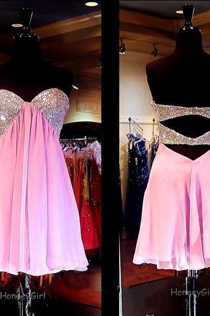 Homecoming Dress 2016 Short Prom Gown pst0830