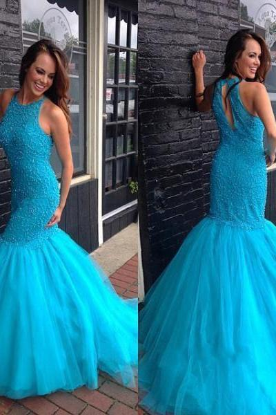 Fitted Prom Dress, Prom Dresses, Graduation Party Dresses, Formal Dress For Teens